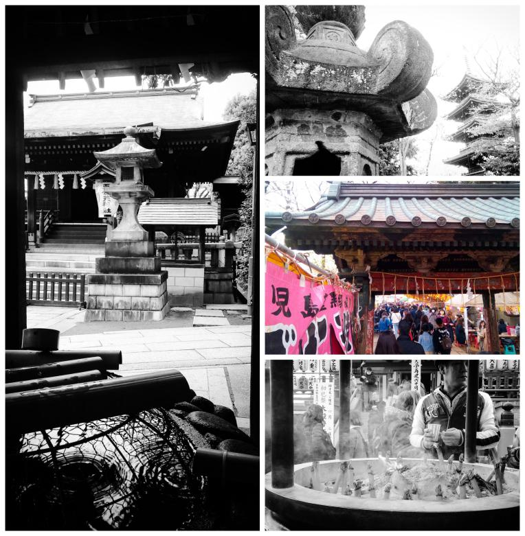 Urban Photos - Taito, Tokyo, Japan. 'Ueno Tosho-gu Shrine.' Built between 1627 and 1651, in memory of the founder of the Tokugawa Shogunate 'Togugawa Ieyasu,' the Shinto shrine has remained mostly undamaged since. The Tokugawa Shogonate was the last to rule Japan. The shrine is located within Ueno Park. sketchbookexplorer.com @davidasutton @sketchbookexplorer Facebook.com/davidanthonysutton #japan #tokyo #taito #uenopark #travel #travelblog #photography #cheeryblossom #cherryblossomseason #cherryblossomjapan