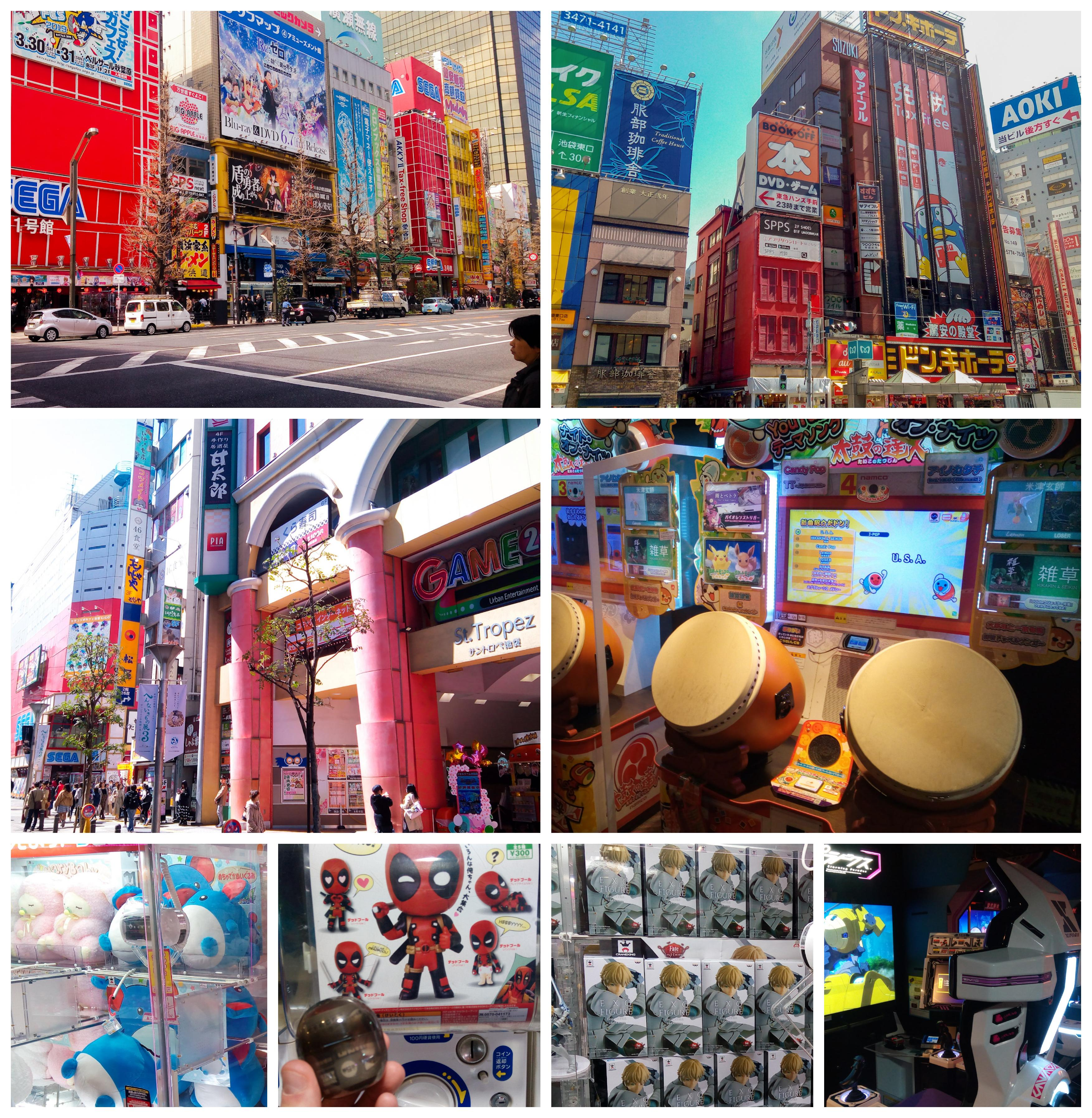 Urban Photos - Chiyoda and Toshima, Tokyo, Japan. 'Akihabara and Ikebukuro.' Akihabara, in the Chiyoda district of Tokyo, is the area to head if you are interested in anime and manga, whether you're just a casual fan of the art (from Studio Ghibli to Akira), or an 'Otaku' (anime / manga obsessive). Along with Ikebukuro (quickly growing as a center for all things anime and manga), these areas are a shrine to Modern Japanese art, in all its stunning craziness. Akihabara is also a Mecca for anything electronic. Anything digital, from cameras, to drones, to games consoles, Akihabara has it. After WW2, it gained the nickname Denki Gai 'Electic Town,' and it still lives up to that name today. sketchbookexplorer.com @davidasutton @sketchbookexplorer Facebook.com/davidanthonysutton #japan #tokyo #chiyoda #akihabara #toshima #ikebukuro #travel #travelblog #photography #cheeryblossom #cherryblossomseason