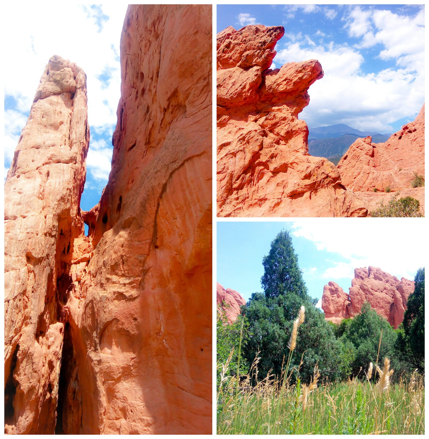 Nature Photos Colour - Colorado Springs, Colorado, US. 'Garden of the Gods.' Ute petroglyphs have been found in the area, and it is said the place had a spiritual significance for the Ute tribe. sketchbookexplorer.com @davidasutton @sketchbookexplorer Facebook.com/davidanthonysutton #gardenofthegods #colorado #coloradosprings #unitedstates #USA #travel #travelblog #photography #nature #wildwest